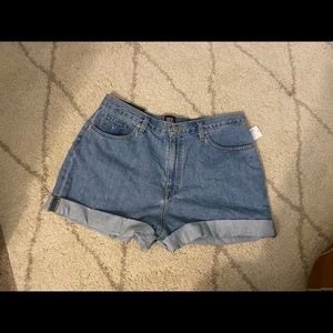 Urban Outfitters BDG Mom High-Rise Shorts
